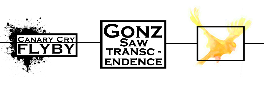 FLYBY: Gonz Saw Transcendence