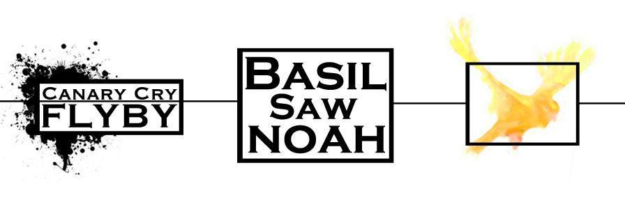 basil saw noah flyby