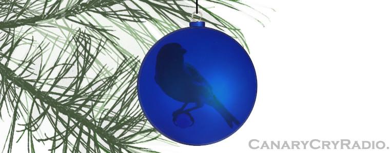 Canary Cry Christmas