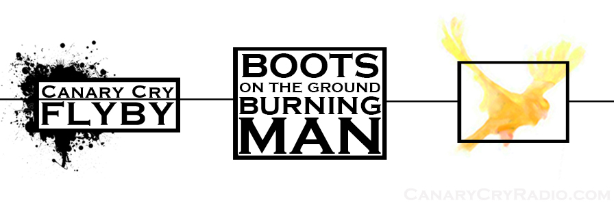 FLYBY: Burning Man '18 – Boots on the Ground!